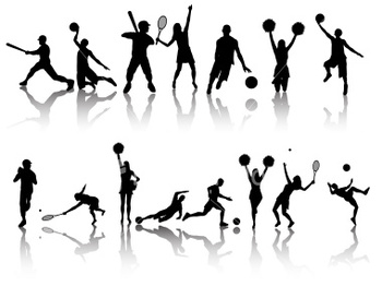 verschillende sporten